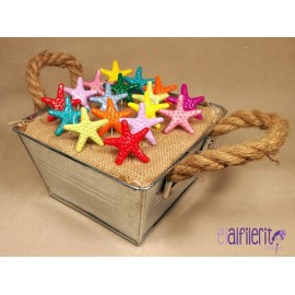 Alfiler modelo Estrella de mar