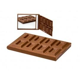 Espejo de Tableta de chocolate