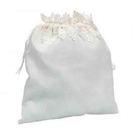 Bolsa Limosnera tela de raso
