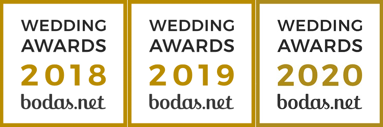 Elalfilerito, ganador Wedding Awards 2018 Bodas.net